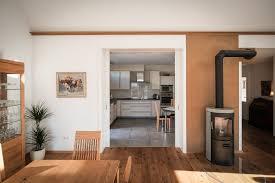 Umbau Eines 50er Jahre Hauses Mit Modernem Anbau Küche