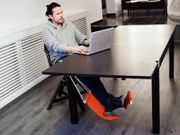 cool stuff for office desk. Foot Hammock Cool Stuff For Office Desk