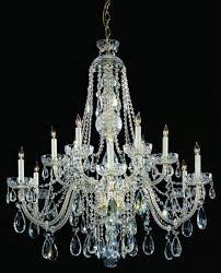 chandelier 12 lights 12 lights crystal chandelier in polished chrome 472630066 simple