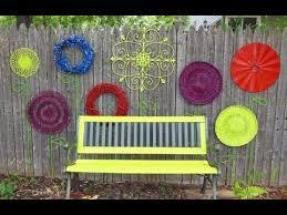 25 incredible diy garden fence wall art ideas garden outdoors