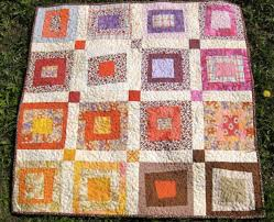 Machine Quilting Designs for Log Cabin Quilts & The Wonky Log Cabin Quilt ... Adamdwight.com