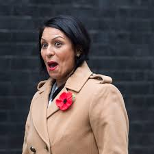 Priti Patel in Israel: a funny way to bring accountability to aid spending