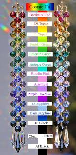 cosmic creations specialty hanging crystal prisms and chains chandelier interesting colored chandeliers inspiring