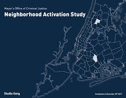 Neighborhood Activation Study C Studio Gang By Studio Gang