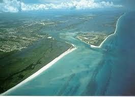 St Lucie Inlet Stuart Florida Florida Treasure Coast