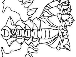 42 Giratina Coloring Pages Legendary Pokemon Giratina Coloring