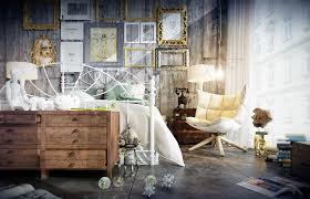 modern vintage bedroom furniture. plain modern charming industrial vintage bedroom furniture with frame wall decor and  white metal bed for modern