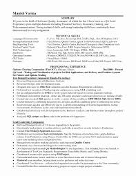 Investment Banking Resume Template Beautiful Leadership Skills ...
