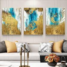 2021 abstract wall art canvas print