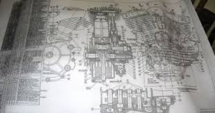 17 best images about harley davidson engine blueprint drawing harley davidson 45 flathead engine blueprint wla wl hd harleydavidson