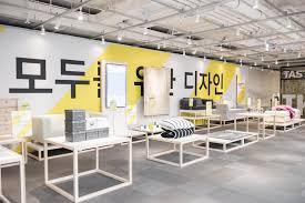 korean furniture design. CEO IKEA Korea, Andre Schmidtgall With Anne Höglund, Ambassador Of Sweden To The Republic Korea. Korean Furniture Design O