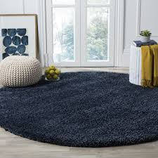 24 most great round rugs home depot unique safavieh santa monica navy blue shag rug of photos improvement teal red area fluffy fur foyer cheap white foot home depot round rugs o97 round