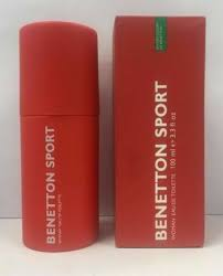 United Colors of <b>BENETTON Sport Woman</b> EDT 100ml 3.4 Oz Spray ...