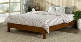 Bed Frame Zinus Modern Wooden VSSMTile CB