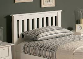 shaker solo white wooden bed frame lfe painted wood wooden beds beds