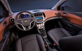 2012 Chevrolet Sonic Sedan Photo Gallery - Motor Trend