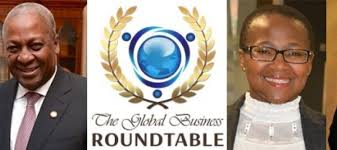 sustainable global growth and resource distribution 9th annual global business roundtable gathering s theme