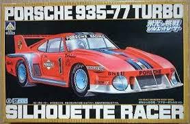 Porsche 935-77 Turbo, Aoshima 3G-56 (198*)