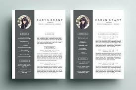 Free Beautiful Resume Templates Well Designed Resume Examples For