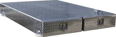 truck toolbox with drawers. bed-pack boxes truck toolbox with drawers