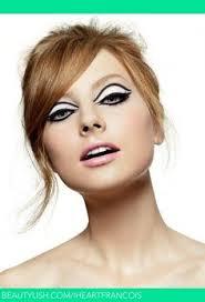 1960 s mod makeup e sedgwick 1960s makeup sixties makeup twiggy makeup diy