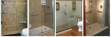 turn bathtub into shower awesome on bathroom for valuable design how to thevote stall 3