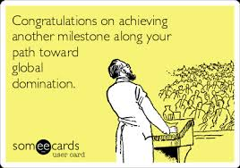 Another Word For Congratulations Congratulations On Achieving Another Milestone Along Your Path