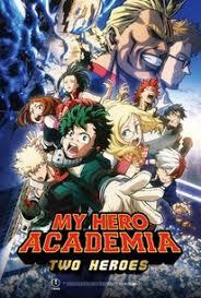 My Movie My Hero Academia Two Heroes 2018 Rotten Tomatoes