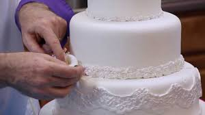 How To Make Your Own Wedding Cake Part 2 Of 2 Youtube