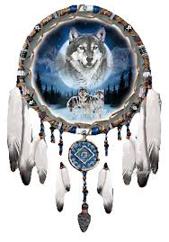 Aztec Dream Catcher Tattoo Wolf Dream Catcher Tattoo Sample Photos Pictures and Sketches 65