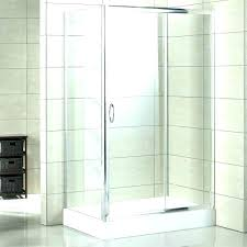 corner shower enclosure kits small stall best ideas on tiled st corner shower enclosure kits