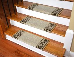 back to convenience and safety bullnose carpet stair treads