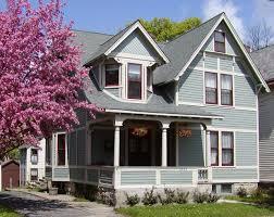 Exterior Paint Color Schemes Home Design Ideas And Architecture - Color combinations for exterior house paint