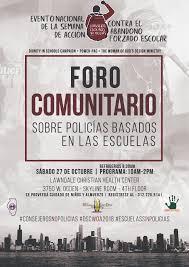 Event Flier National Event Flier En Espanol Dignity In Schools