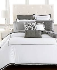 Hotel Collection Embroidered Frame Duvet Covers, Created for ... & Hotel Collection Embroidered Frame Duvet Covers, Created for Macy's Adamdwight.com