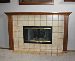 Mantle Without Fireplace Wood Fireplace Mantels Log Mantel Antique Rustic Wood Mantel
