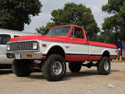 Truck » 1971 Chevy 4x4 Truck - Old Chevy Photos Collection, All ...