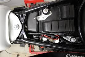 the yamaha xt500 tt500 forum • view topic earth wiring fault image
