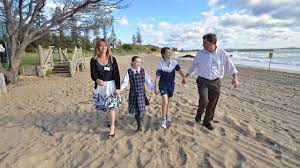 Career and lifestyle opportunities appeal to Pretty family | Port Macquarie  News | Port Macquarie, NSW