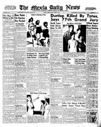 The Mexia Daily News from Mexia, Texas on May 27, 1955 · Page 1