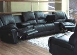 Movie room couches