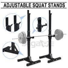 Smith Machine Squat Power Rack Stati End 4282018 619 PMSquat And Bench Press