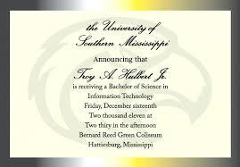 Free Graduation Invitation Templates Design Announcement