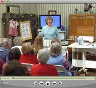 Quilt in a Day - Quilting Videos | quilt in a day by Eleanor Burns ... & Quilt in a Day - Quilting Videos | quilt in a day by Eleanor Burns |  Pinterest | Tutorials, Quilt tutorials and Patchwork Adamdwight.com