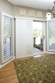 sliding door shutters plantation shutters for sliding glass doors home depot how to install plantation shutters