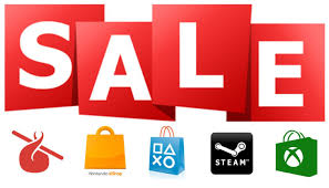 For Sales Get Your Deals And Steals Its Time For Sales Sa Gamer
