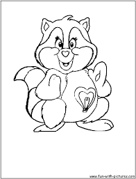 Care Bear Cousins Coloring Pages Google