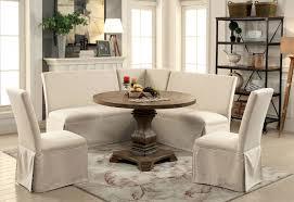 furniture of america cm3840a rt 48 6pc 6 pc nerissa collection antique oak