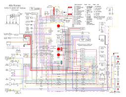 1986 alfa romeo wiring diagram 1986 wiring diagrams online 1969 alfa romeo spider wiring diagram 1969 wiring diagrams