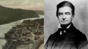 Image result for Harpers Ferry, Virginia 1859